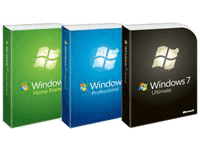 Windows 7 Software Upgrade