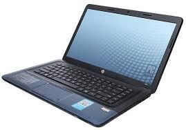 HP Pavilion 2000 Blue Laptop