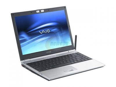 Sony VAIO VGN Series Laptop