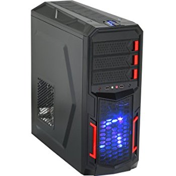 HP Gaming Tower Rosewill