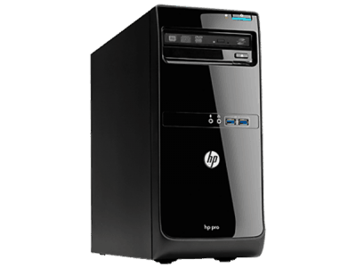 HP P2-1343w Tower
