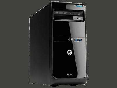 HP Pro 3500 Desktop