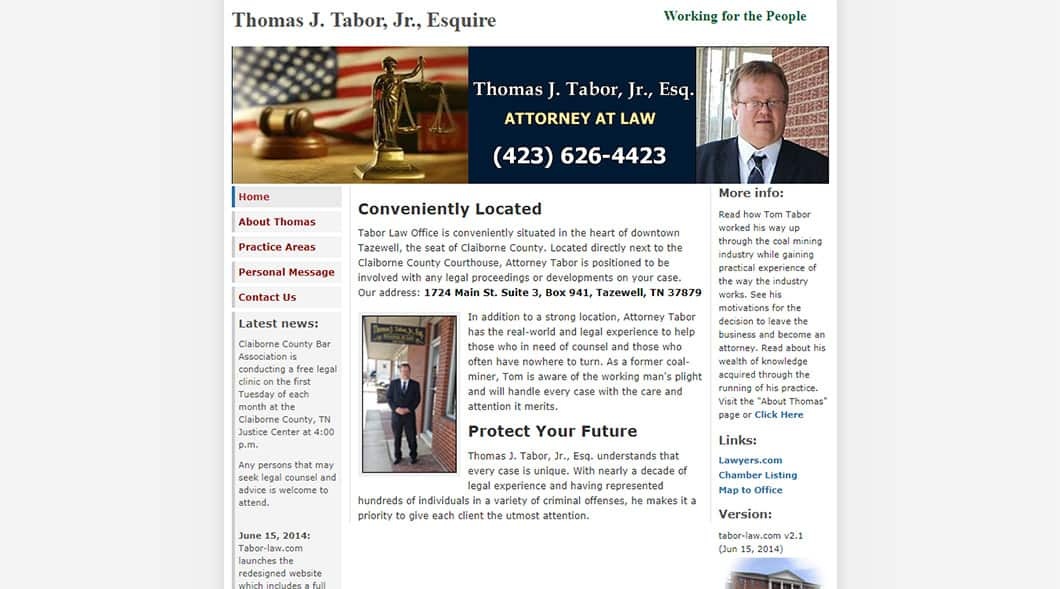 Tabor-Law.com