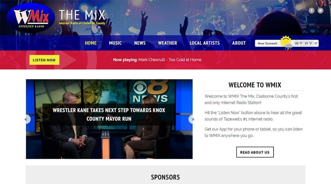WMIXTheMix.net