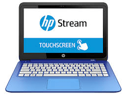 HP Stream 13 Touch Laptop
